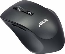 ASUS WT425 Wireless Optical Mouse with 5 Buttons and Scrolling Wheel - Black