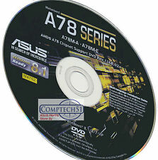 ASUS A78M-A MOTHERBOARD DRIVERS M4752 WIN 10 DUAL LAYER DISK