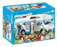 Caravana de Verano Playmobil -