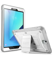 Galaxy Tab S3 9.7 Inch SUPCASE Beetle Pro Series W/ Builtin Screen Protector White/grey