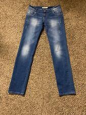 Miss Natalie Skinny Stretch Jeans Size XL/48