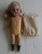 """Antique Dep doll 7.5 inches """"is as"""""""