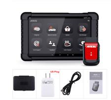 AnceL X6 OBD OBD2 Scanner Professional Car Diagnostic Tool 10.1'' Tablet