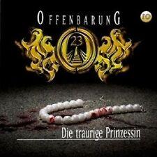 """OFFENBARUNG 23 """"DIE TRAURIGE PRINZESSIN (#10)"""" CD NEU"""