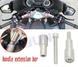 Mobile phone bracket extension rod For BMW K1600GT K1600GTL K1600B R1200RT