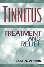 Tinnitus: Treatment and Relief-ExLibrary