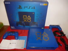 PS4 Console SLIM 500 GB Play Station 4 DAYS OF PLAY LIMITED EDITION _ PAL ITA