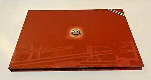 LGB 2003/2004 Train Catalog Hardbound German/English w/ Poster and Pricing List