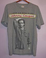 John Cougar Mellencamp 1999 Rural Electrification Concert Tour T Shirt Gray L