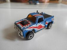 Kenner Fast111's Jeep in Blue