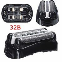 Für BRAUN Kombipack Scherkopf 32b 32s Series 3 f. 320s 3020s 370 380 390 cc etc.