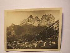 Dolomiti/DOLOMITI-Sassolungo e Rodella dal Passo Pordoi-Langkofel/FOTO