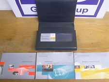 2000 AUDI A6 AVANT ESTATE OWNERS MANUAL HANDBOOK  (203)