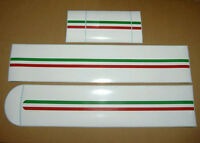 Ferrari 360 Modena Challenge Stradale stripes decals stickers graphics lines cs