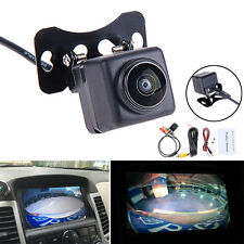 Car 180º HD Waterproof Rearview Reverse Backup Parking Camera Video Night Vision