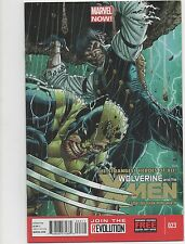 Wolverine and the X-Men #23 NM 9.4 2013 Marvel Now 1st Print See my store