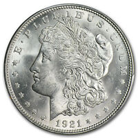 1921 Morgan Dollar MS-63 PCGS - SKU #4733