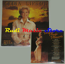 LP CELIA LIPTON Timeless magicmoments love u.s.a. volume 1 SEALED cd mc dvd vhs