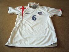 Inglaterra Hogar Camiseta De Fútbol número 6 Terry Umbro Grandes Chicos
