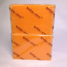 Kojie San ORIGINAL Kojic Acid soap X2 Original Genuine - Large size 135g each
