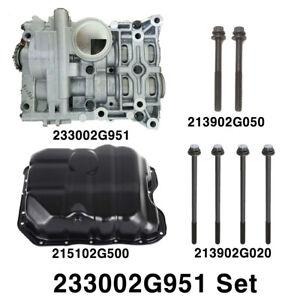 OEM Oil Pump Balance Shaft Set 233002G951 for Hyundai Sonata Kia Optima 11-13