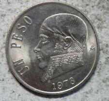 Mexico 1978 1 Peso Coin