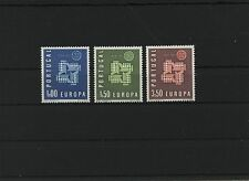 CEPT EUROPA  Portugal 1961 Mi. 907-909 postfrisch MNH ** GEMEINSCHAFT