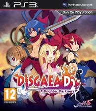 PS3-Disgaea D2 A Brighter Darkness /PS3  GAME NUEVO