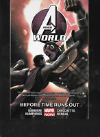 Avengers World Vol 4: Before Times Runs Out by Barbiere & Checchetto 2015, TPB