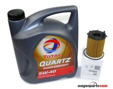 TOTAL Quartz 9000 Energy 5W40 5 L + Filtro Original Citroen Peugeot 1109.AY