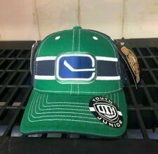 Old Time Hockey Vancouver Canucks Youth Adjustable Hat! NHL Van City Junior JR