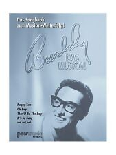 Buddy The Buddy Holly Story MIDI Disc Version PVG Learn to Play MUSIC BOOK