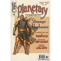 Planetary #4 in Near Mint condition. DC comics [*ma]
