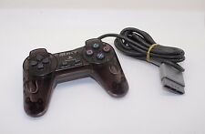 Officielle Sony Manette Manette Sony Playstation 1 SCPH-1080 POURPRE