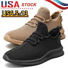 Men's Outdoor Sports Running Casual Shoes Athletic Breathable Sneakers Size 13