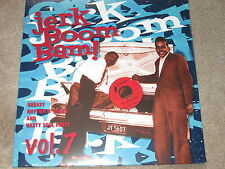 JERK BOOM BAM VOL 7 -16 GREASY SOUL DANCE FLOOR FILLERS