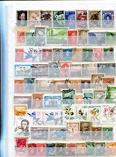 Argentinien Perfekte Sammlung Argentinien Handgestempelt 343 Marken Briefmarken