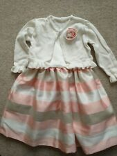 Beautiful Outfit - Party Dress + Cardigan-  age 2 - 'Princess Collection NYC'