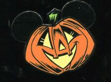 Halloween Mickey Pumpkin Disney Pin 124195