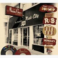 MUSIC CITY STORY Various  NEW & SEALED 3X CD SET (ACE) DOO WOP BLUES R&B SOUL