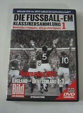 DVD -Fussball EM- Viertelfinale 1972 –Engl-Deutschland 1:3