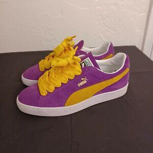 PUMA Mens Purple 8 US Shoe for saleeBay