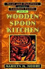 Wooden Spoon Meat & Potatoes