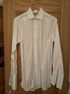 Thomas Pink Superfine Two Fold 15.5 Formal Shirt