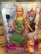 NEW Taylor Swift Teardrops on My Guitar Doll Toy Collection 2008 Christmas Gift
