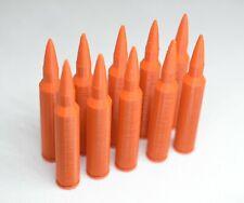 7.62 5.56 / 223 .22LR .308 300 Blackout Dummy Rounds Snap Caps Firearms Training