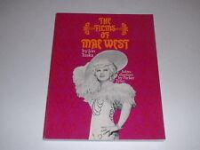 The Films of Mae West by Jon Tuska 1973 SC Hollywood Movies Bushwick, NY