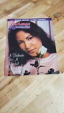 Selana Quintanilla Tribute Magazine
