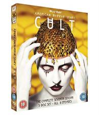 American Horror Story S7 Cult Blu-ray 2018 DVD Region 2