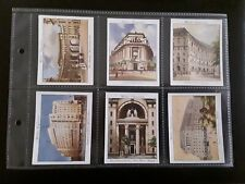 More details for wills  1931.   modern architecture .  full - set  of  25 cards.